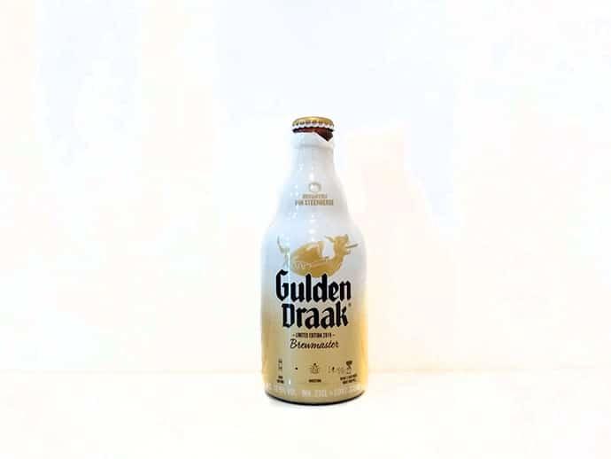Botella de cerveza Gulden Draak Brewmaster