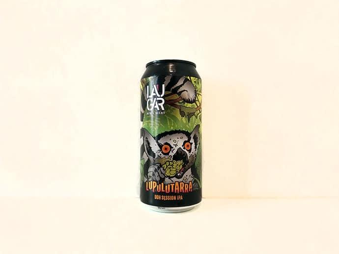 Cerveza Laugar Lupulutarra