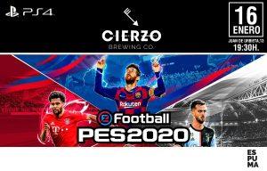 Torneo PES 2020 en PS4
