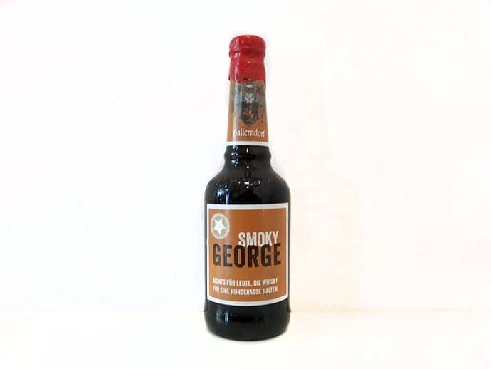 Cerveza Rittmayer Smoky George 2017 Vintage