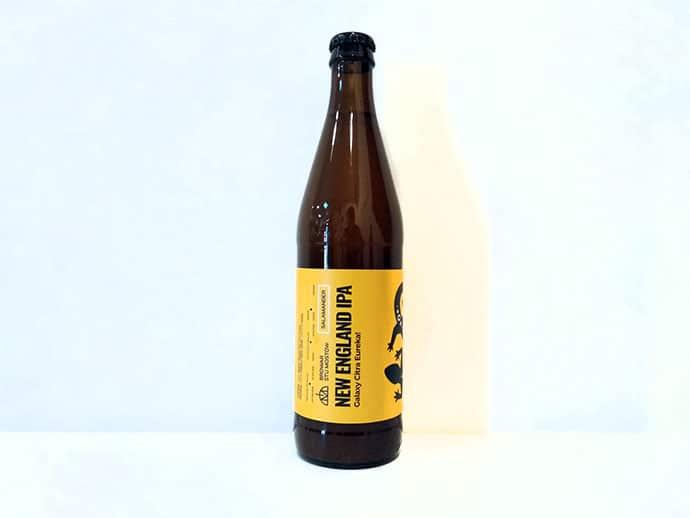Cerveza Stu Mostow New England IPA Galaxy Citra Eureka