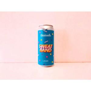 Lata de cerveza Peninsula Sweatband