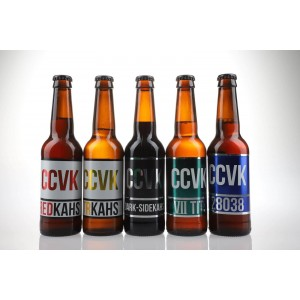 Pack 12 cervezas a elegir CCVK