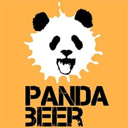 Logotipo Panda Beer