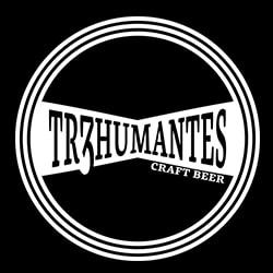 Logotipo Tr3humantes cervezas madrid