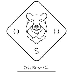 Logotipo Oso Brew Co