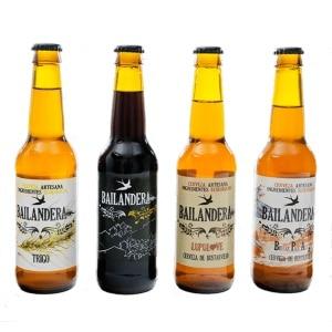 Pack de Cerveza Bailandera descubrimiento