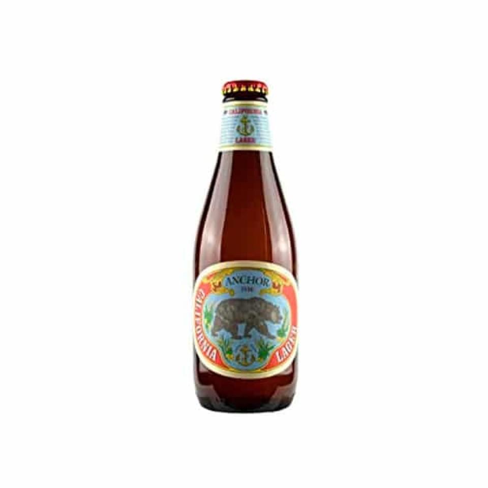 Cerveza Anchor California Lager