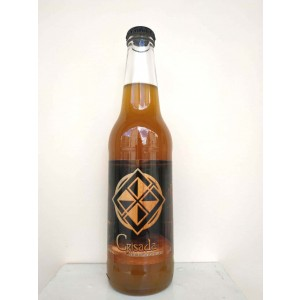 Botella 33 cl. Hidromiel Crisada Barrica