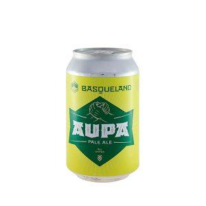 Cerveza Basqueland AUPA