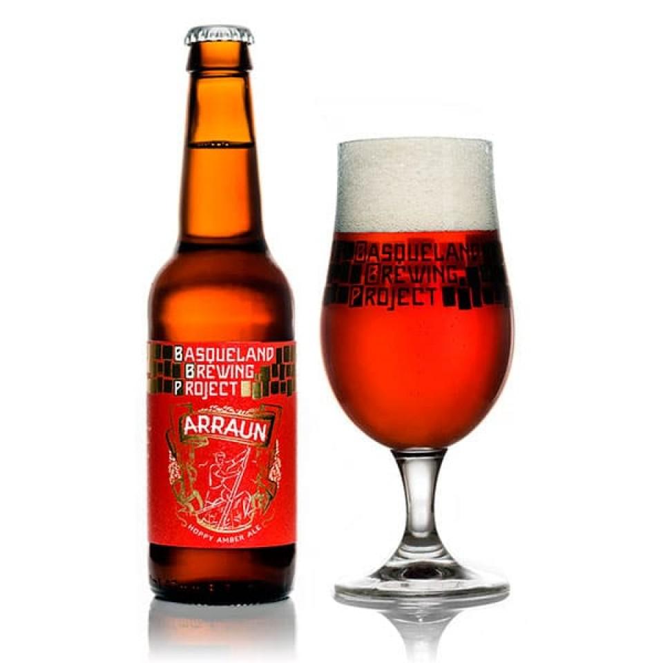 Cerveza Basqueland Arraun