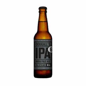 Cerveza DouGall's IPA 6