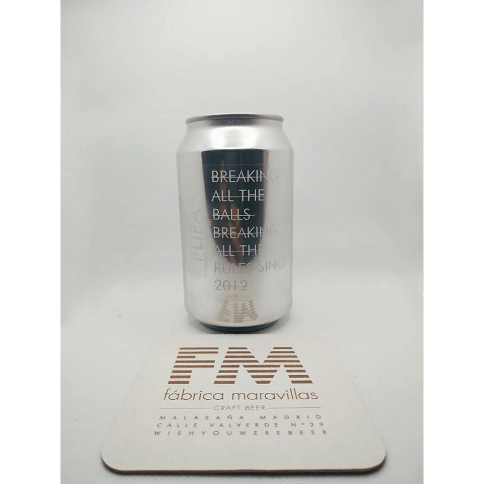 Cerveza FM Flipa