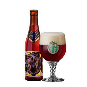 Cerveza Hoegaarden Verboden Vruct / Le Fruit Defendu