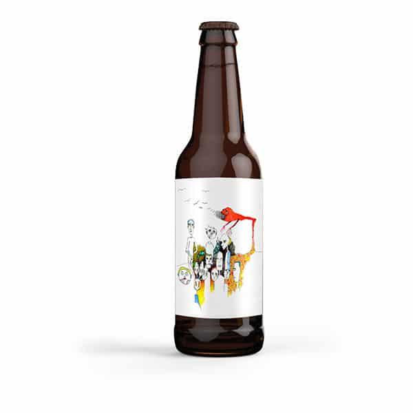Cerveza Jakobsland The Fits