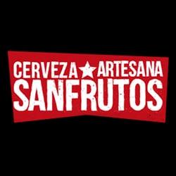 Logotipo Cerveza Sanfrutos