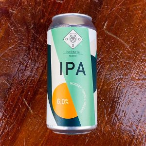 Cerveza Oso Brew Co IPA