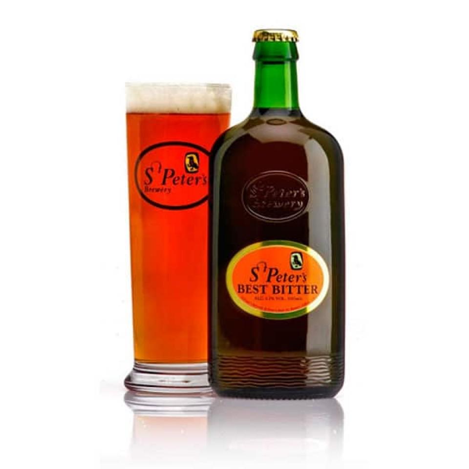 Cerveza St Peters Best Bitter