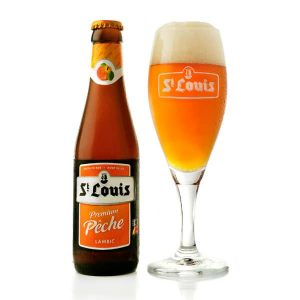 Cerveza St. Louis Premium Peche