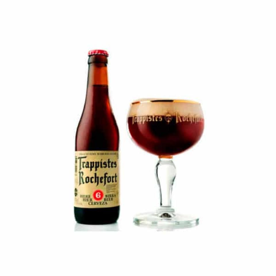 Cerveza Trappistes Rochefort 6