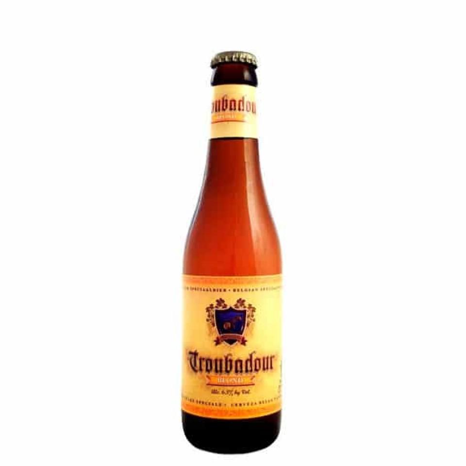 Cerveza Troubadour Blond