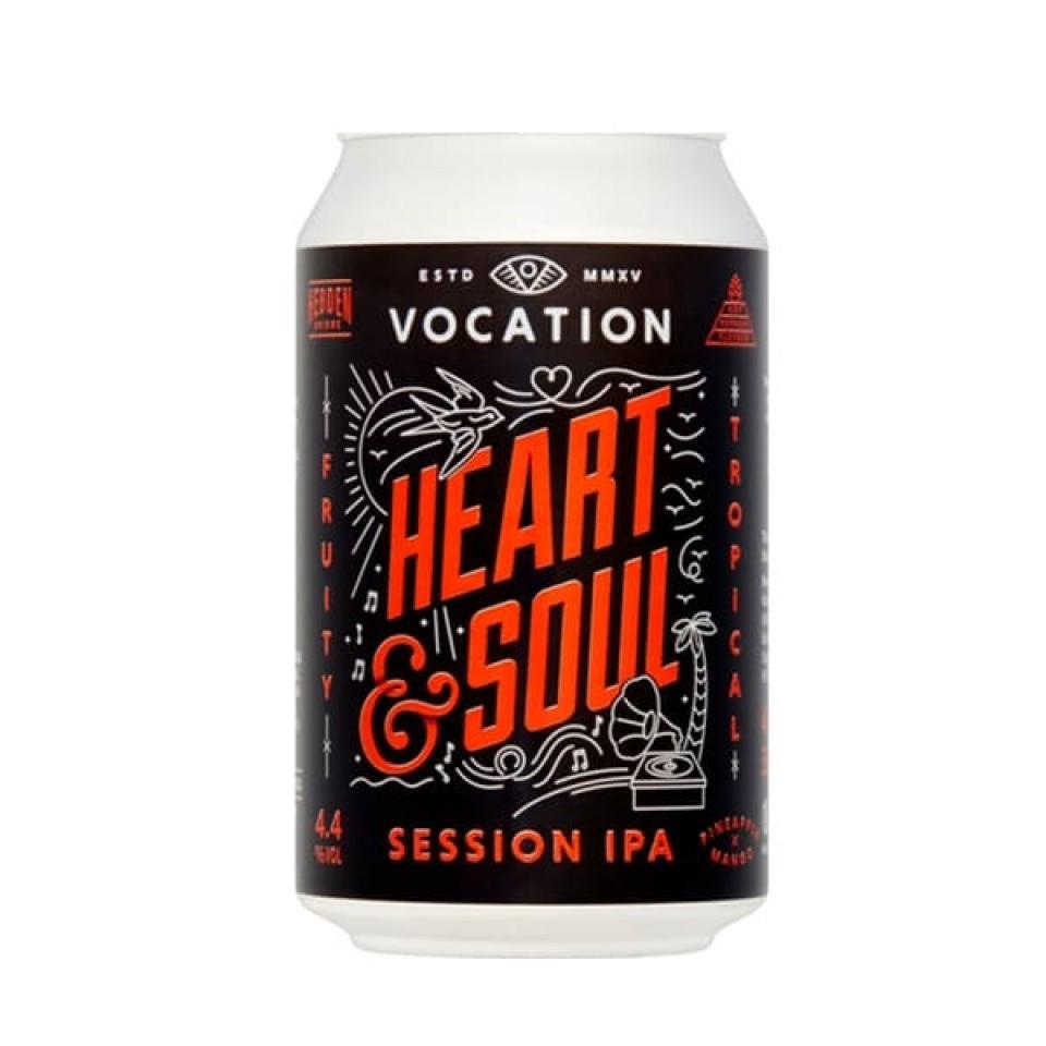 Cerveza Vocation Heart Soul