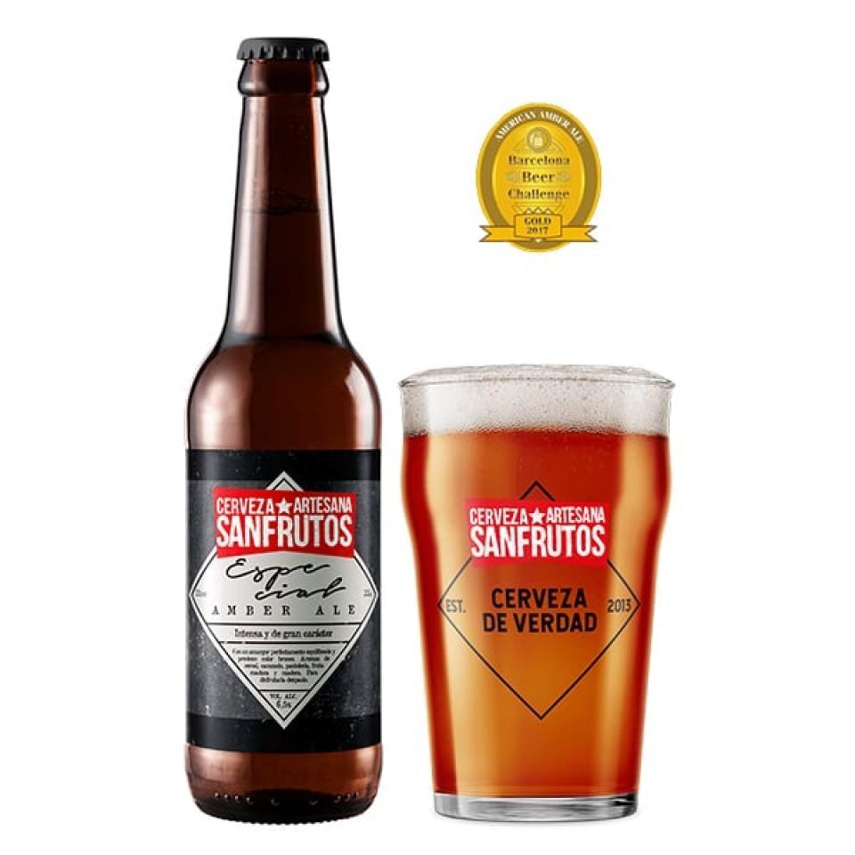 Cervezas Sanfrutos Especial