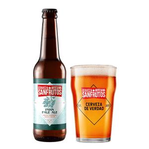 Cerveza Sanfrutos IPA