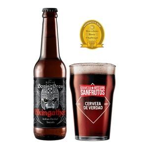 Cerveza Sanfrutos Vikingathor