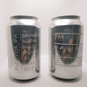 Cerveza FM Kveik IPA