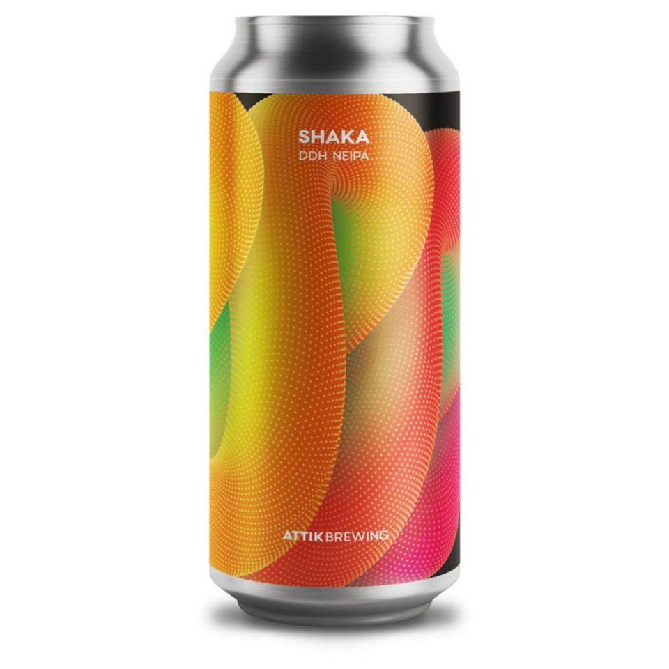 Cerveza Attik Shaka