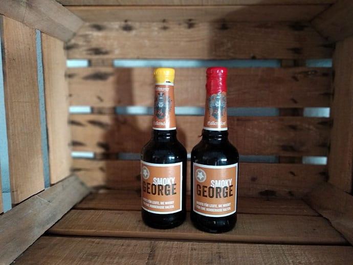 cerveza artesana madurada en botella