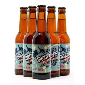 Cerveza Groovie Ready Steady Hop