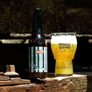 Cerveza Sanfrutos Menea el Bullarengue