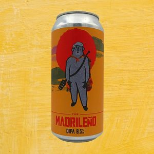 Cerveza Oso Brew Co The Madrileño