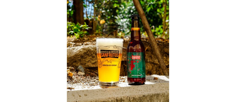 Cerveza SanFrutos Mueve Tus Caderas