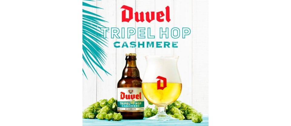 Cerveza Duvel Tripel Hop Cashmere