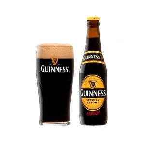 Cerveza Guinness Special Export