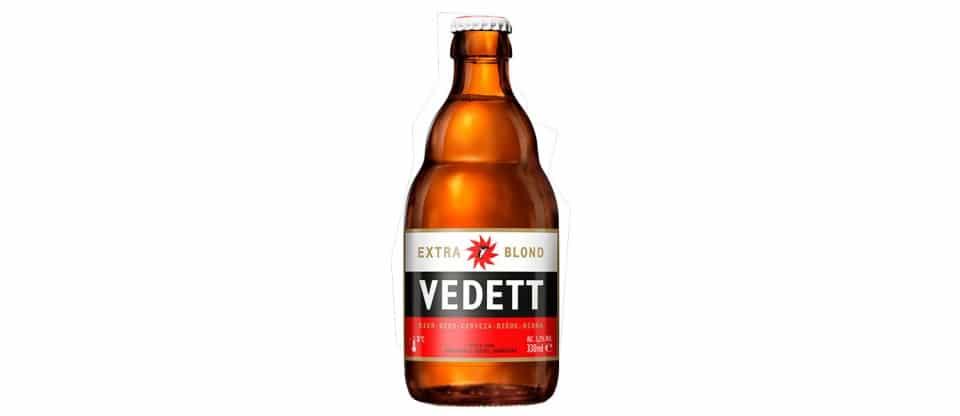 Cerveza Vedett Extra Blond