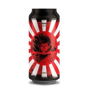 Cerveza Attik Bushido