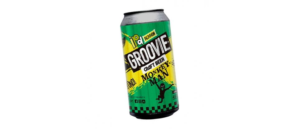 Cerveza Groovie Monkey Man