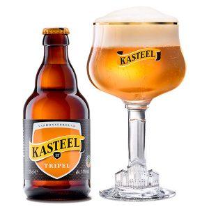 Cerveza Kasteel Tripel