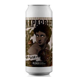 Cerveza Naparbier Paradise?