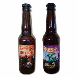 Pack de Cervezas Albufera de Vallecas