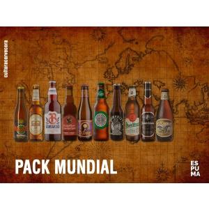 Pack Mundial - Cervezas internacionales