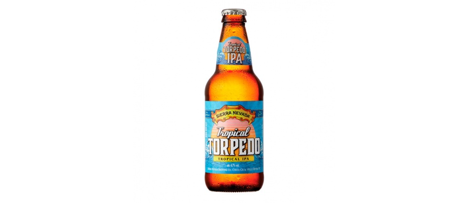 Cerveza Sierra Nevada Tropical Torpedo