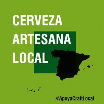 mapa de cerveza artesana local de españa
