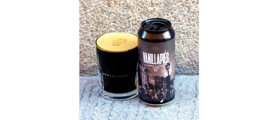 Cerveza Oso Brew Co Vanillapies