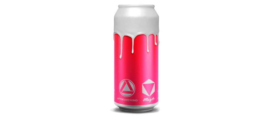 Cerveza Attik - Mager Tango Dragon