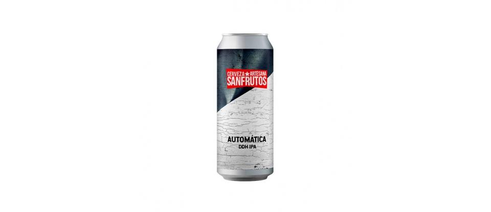 Cerveza SanFrutos Automatica